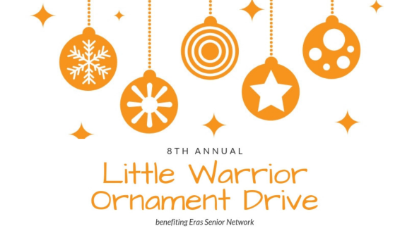 Little Warrior Ornament Drive